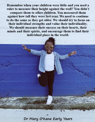 Perfectly Imperfect Parenting book by Dr Mary O'Kane - Quote number 2